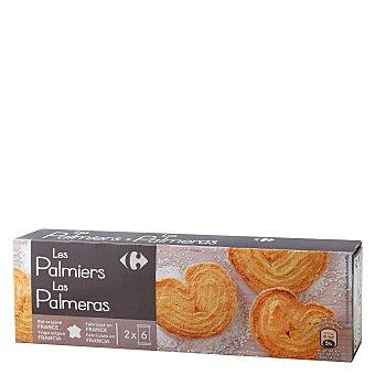 Carrefour Palmeras de hojaldre 100 G 100 g