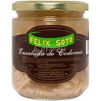 Felix Soto Ensalada de codorníz Tarro 350 g