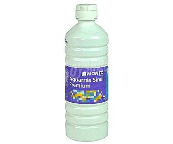 MONTÓ Disolvente a base de hidrocarburos alifáticos y terpenos 500 Mililitros