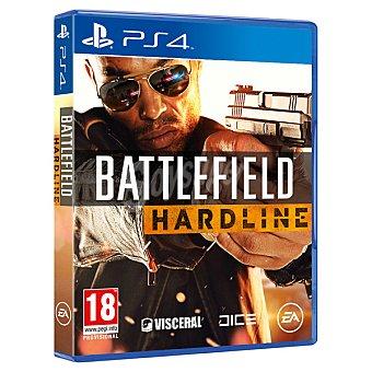 PS4 Videojuego Battlefield Hardline  1 unidad