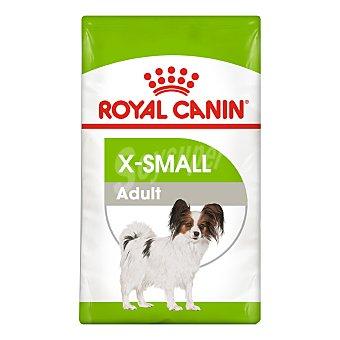 Royal Canin Pienso X-Small para perros adultos de razas muy pequeñas de hasta 4 kg Bolsa 1,5 kg