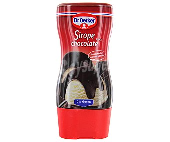 Dr. OETKER Sirope de chocolate 200 g