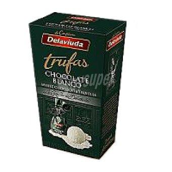 Delaviuda Trufas de chocolate blanco Caja 150 g