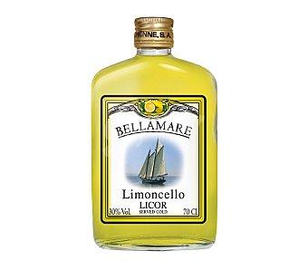 BELLAMARE Licor limoncello Botella 70 cl
