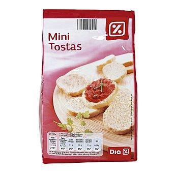 DIA Mini biscotte paquete 120 grs Paquete 120 grs