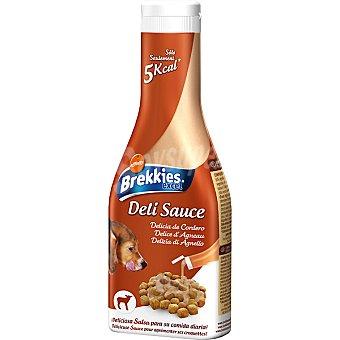 Brekkies Affinity EXCEL DELI SAUCE Delicia de cordero deliciosa salsa para perros para añadir a la comida diaria  envase 300 g