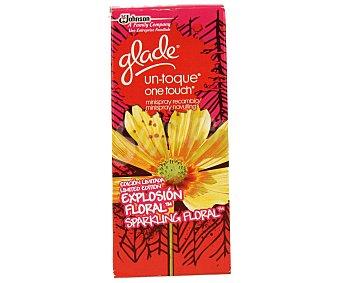 GLADE de Brise UN TOQUE Recambio mini spray edición limitada explosión floral 1 unidad