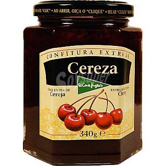 El Corte Inglés Confitura extra de cereza Frasco 340 g