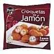 Croquetas congeladas jamón Paquete 500 g Preli