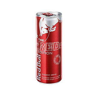 Red Bull Editions frutos rojos Lata 25 cl