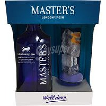 Master's Ginebra botella 70 cl