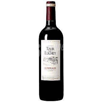 TOUR DE LUCHEY Vino tinto 2012 Burdeos Francia Botella 75 cl