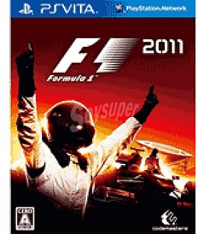 Namco Bandai Juego psvita F1 2011 namco bandai