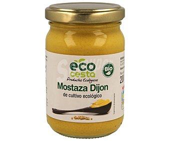 Ecocesta Mostaza dijon bio Frasco 200 g