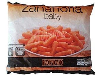 Hacendado Zanahoria baby congelada Paquete 450 g
