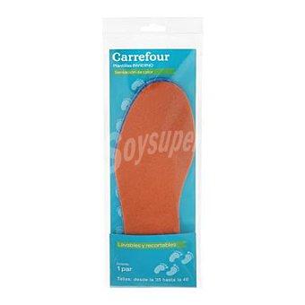Carrefour Plantillas de invierno 1 unidad