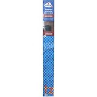CUNCIAL Tendedero acordeón de aluminio-120 Pack 1 unid