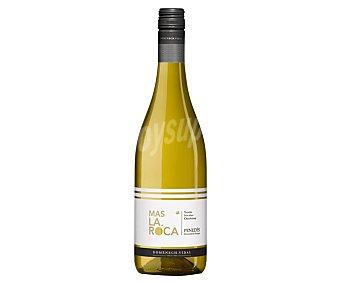 Mas la roca Vino blanco con denominación de origen Penedés Botella de 75 cl