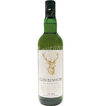 Whisky glen benmore 70 CL