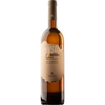 Tamargada Forastera Blanca vino blanco ecológio D.O. La Gomera Botella 75 cl