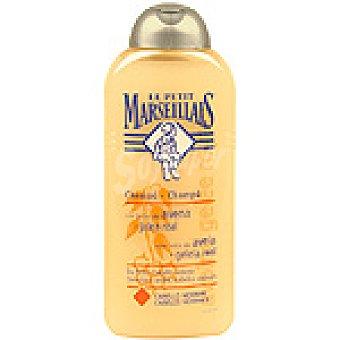 Le Petit Marseillais Champú con leche de avena y jalea real para cabello normal Frasco 300 ml