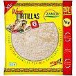 Wraps tortitas 375g Zanuy
