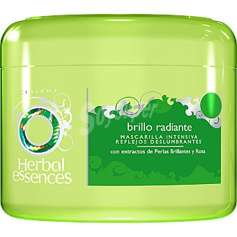 Herbal Essences Deslumbra mascarilla brillo deslumbrante Tarro 200 ml