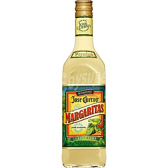 José Cuervo Cóctel con tequila Authentic Margaritas Botella 70 cl