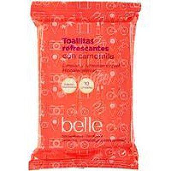 Belle Toallitas Bolso 10u