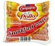 Salchicha Frankfurt de Pollo 140 g Campofrío