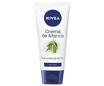 Nivea Crema de manos con aceite de oliva 100 ml