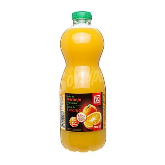 DIA Zumo naranja 100% exprimido sin pulpa Botella 1 l