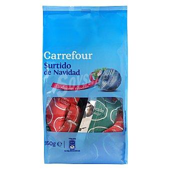 Carrefour Surtido de navidad sin azúcar 350 g