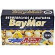Berberechos al natural 34/45 sin lactosa 58 g Baymar