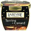 Tarrina de pato (20 % foie gras) 170g 170g Labeyrie