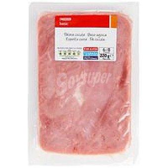 Eroski Basic Paleta cocida Sobre 220 g