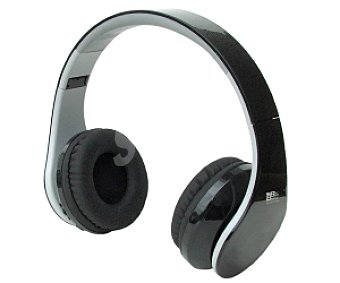 BEST BUY EASY SOUND BT Auriculares tipo casco Color negro, conexión Bluetooth.