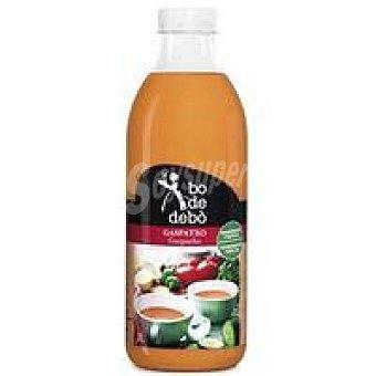 Bo de Debo Gazpacho suave Botella 1 litro