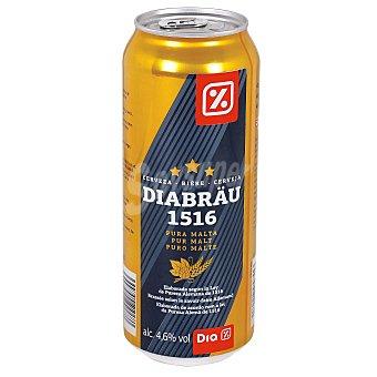 DIA Cerveza rubia alemana lata 50 cl Lata 50 cl
