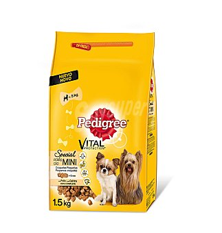 Pedigree Vital Protection Alim.perro TOY 1.5 KGS