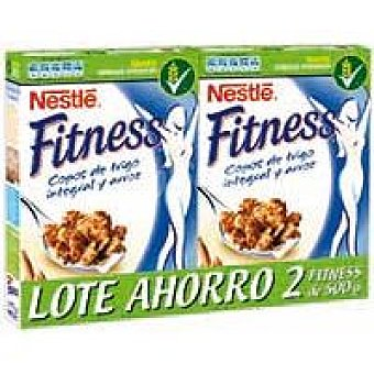 Fitness Nestlé Lote Ahorro Cereales 2 X500 grs