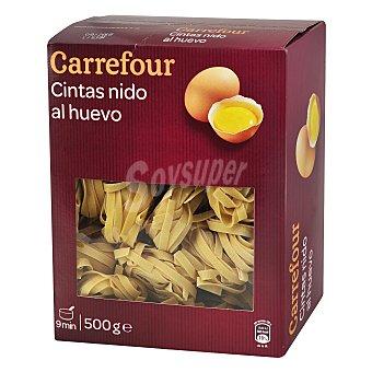 Carrefour Nidos al huevo 500 g