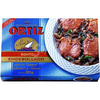 Ortiz El Velero Bonito encebollado Lata 325 g