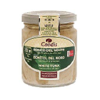Cristal Bonito del norte condis en aceite de oliva Frasco de 150 grs
