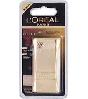 L'Oréal Brillo de labios infalible Sti Gold Nª 307 1 ud