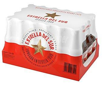 Estrella del Sur Cerveza 24 uds. 25 cl