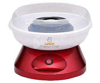 Master Chef Junior Máquina de algodón de azúcar MCJR-MQA, potencia: 500w, preparación sin aceite, protección para salpicaduras
