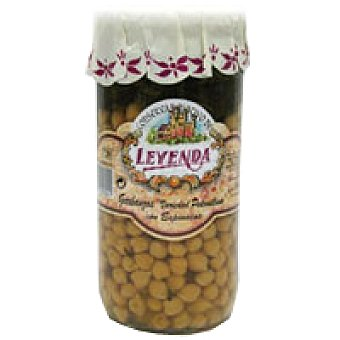 Leyenda Garbanzo con espinaca Tarro 400 g