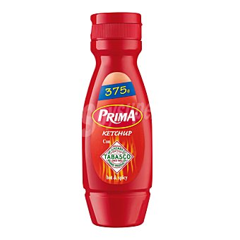 Prima Ketchup con tabasco 340 g