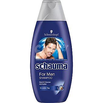 SCHAUMA For Men Champú cabello normal Frasco 400 ml